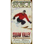 Ski--Man--Wood-or-Metal-Personalized-Sign-3044