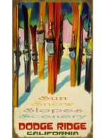 Colorful-Skis-Personalized-Wood-or-Metal-Sign-13946