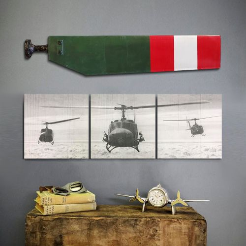 Helicopter Rotor Blade Replica