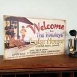 Welcome-to-the-Lake-House-Funny-Retro-Personalized-Sign-6107