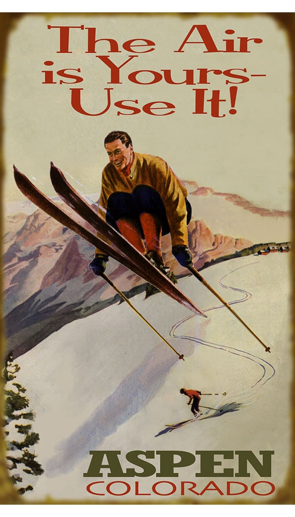 The-Air-Is-Yours-Personalized-Skiing-Sign-1484
