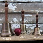 Engraved-LAST-LAP-Antiqued-Brass-Hand-Bell-8771-3
