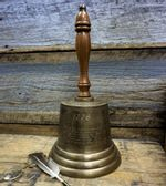 Engraved-Giant-Liberty-Hand-Bell-11166