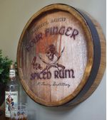 Personalized-Pirate-Style-Barrel-End-Bar-or-Distillery-Sign-706