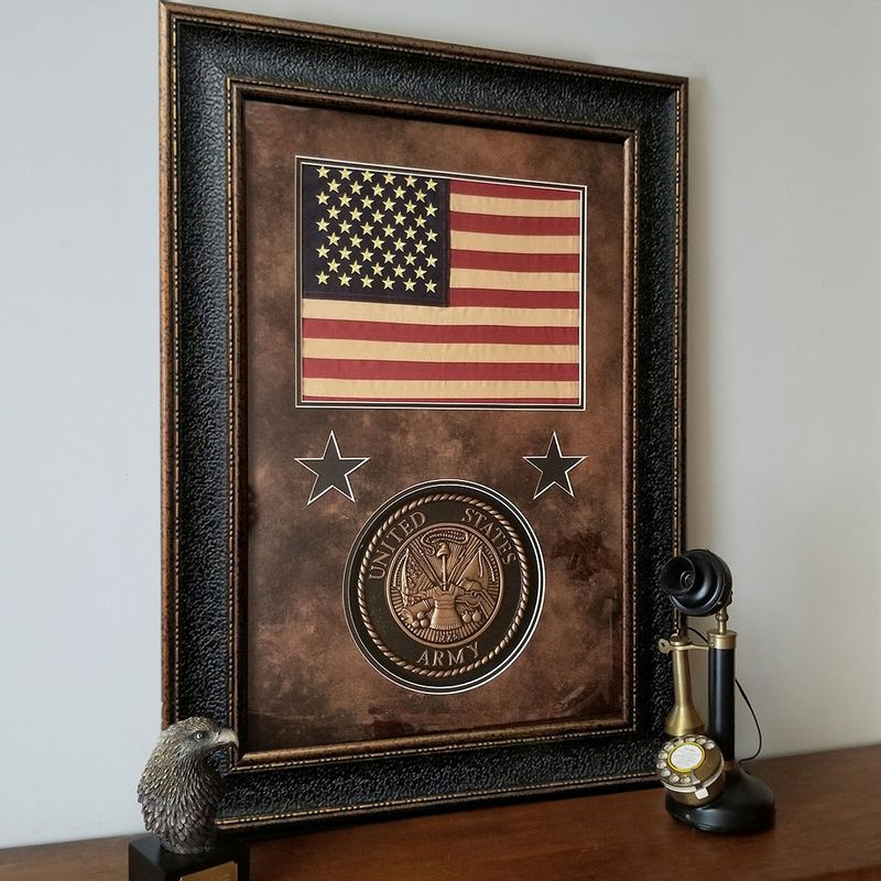 American-Flag-with-U-S--Army-Seal-15133