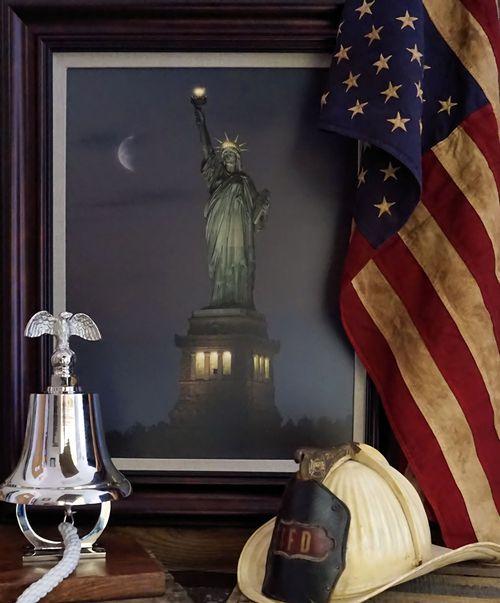 Beacon of Hope Framed Artwork
