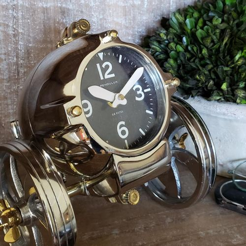 Rover Table Clock