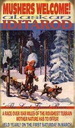 Mushers-Welcome-Alaskan-Iditarod-Wood-Cabin-Sign-4757