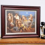 American-Storytellers-Framed-Open-Edition-13967