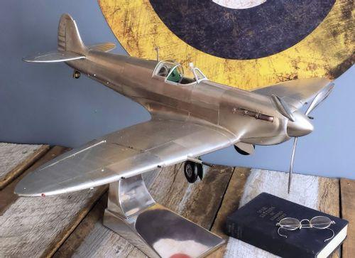 British Spitfire Large Model