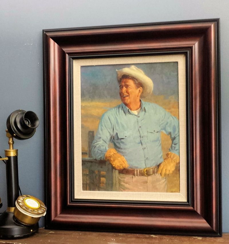 Ronald-Reagan-Framed-Open-Edition-13887
