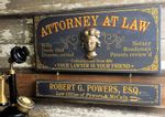 Attorney-At-Law-Wood-Plank-Sign-with-Optional-Personalization-13801