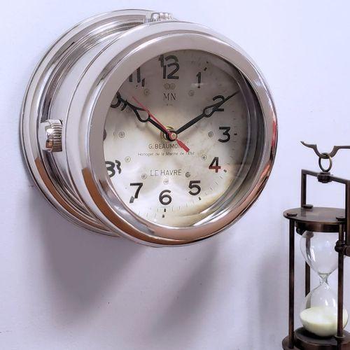 Deckhand Wall Clock