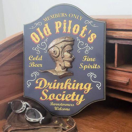 Pilots Drinking Society