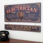 Electrician-Wood-Sign-with-Optional-Personalization-14336