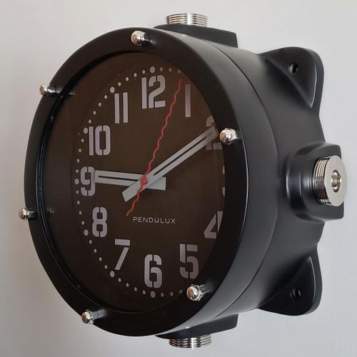 Navy Master Wall Clock