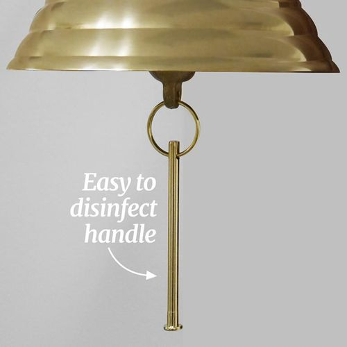 Alternate Metal Bell Pull