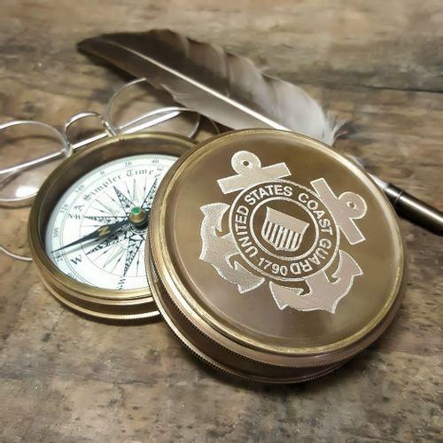 Coast Guard Compass