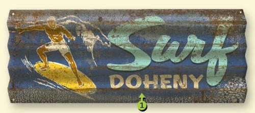 Vintage-Corrugated-Metal-Personalized-Surf-Sign-11144