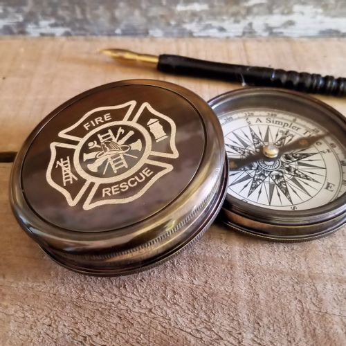 Firefighters Compass