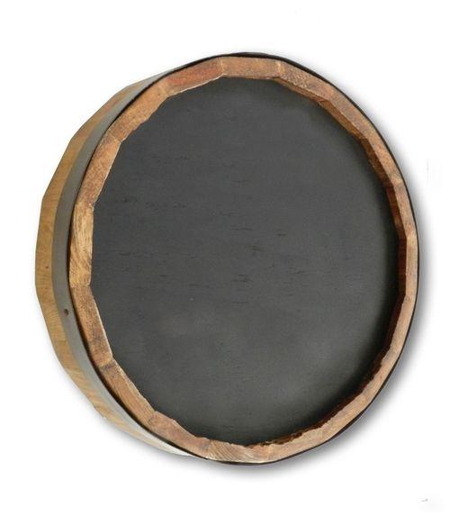 Oak Barrel Chalkboard