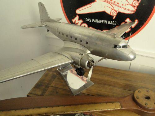 Dakota DC-3 Airplane