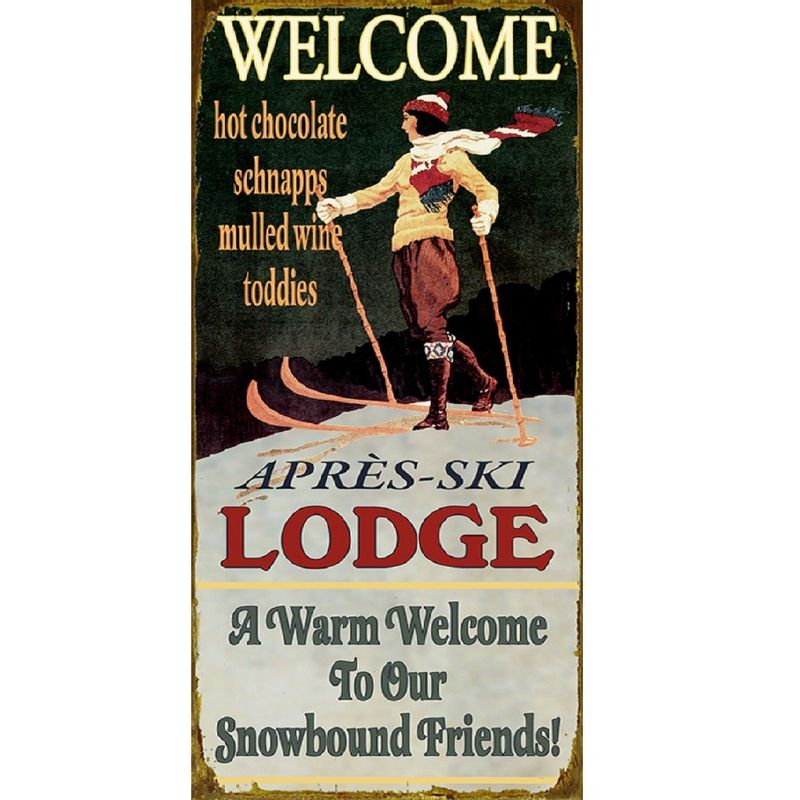 Vintage-Style-Ski-Lodge-Personalized-Sign-1237-5