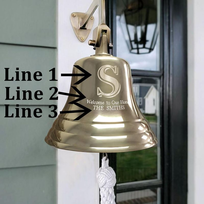 Family-Name-Initial-Wall-Bell-4185-5