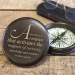Teacher-Compass-On-Personalized-Plaque-11432-5