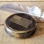 Brass-Compass-With-American-Flag-11423-3