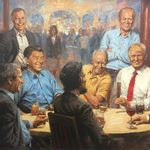 The-Republican-Club-Framed-Open-Edition-Canvas-83-3