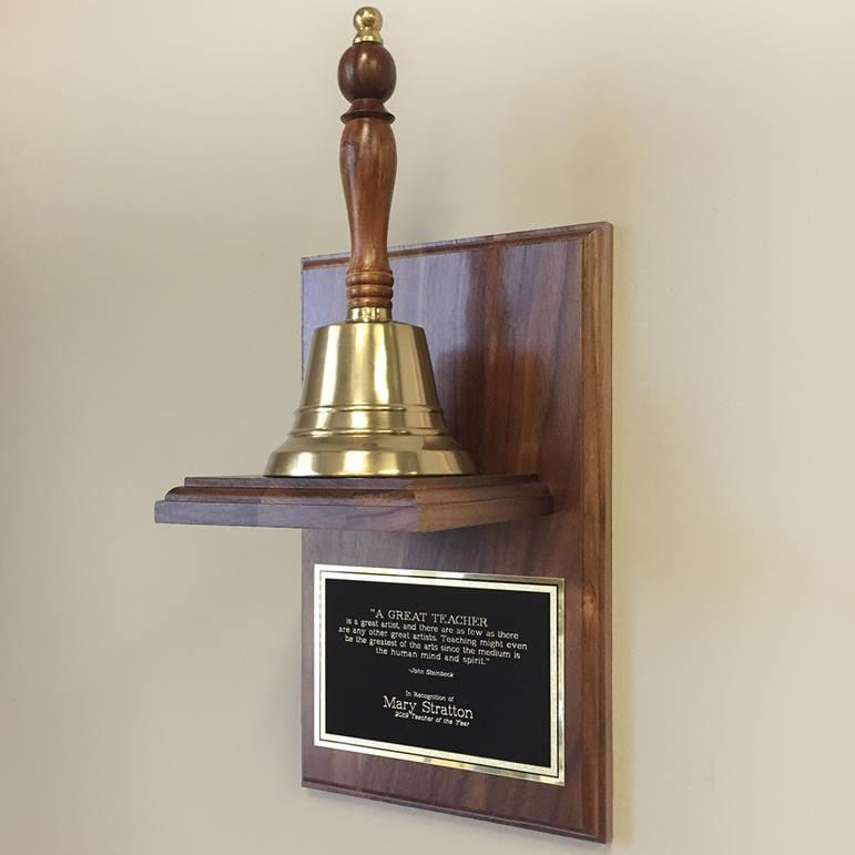 9-Inch-Teacher-Hand-Bell-On-Plaque-7734-3