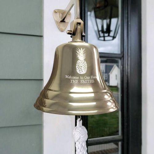 7 Inch Custom Housewarming Bell