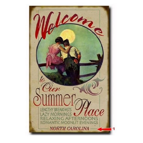 Welcome-to-Our-Summer-Place-Wood-or-Metal-Personalized-Sign-4675-3