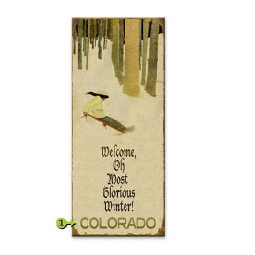 Welcome-Glorious-Winter-Personalized-Sign-11891-3