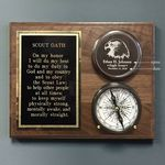 Eagle-Scout-Compass-On-Wood-Plaque-11426-5