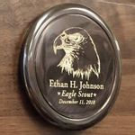 Eagle-Scout-Compass-On-Wood-Plaque-11426-3