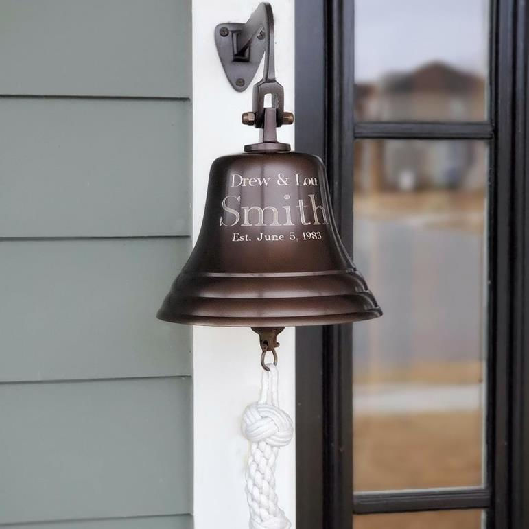 7-Inch-Dark-Bronze-Finish-Wall-Bell-4161