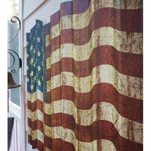 Cut-Out-Corrugated-Metal-American-Flag-Sign-7972-3