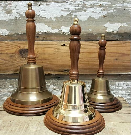 Display Bases for Hand Bells