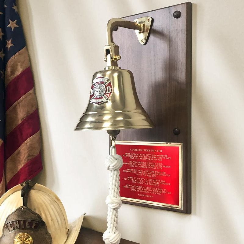 Firefighter-Commemorative-Plaque-Bell-11210