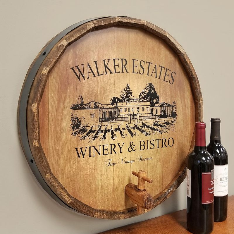 Personalized-Wine-Estate-Quarter-Barrel-Sign-with-Spigot-15156-5
