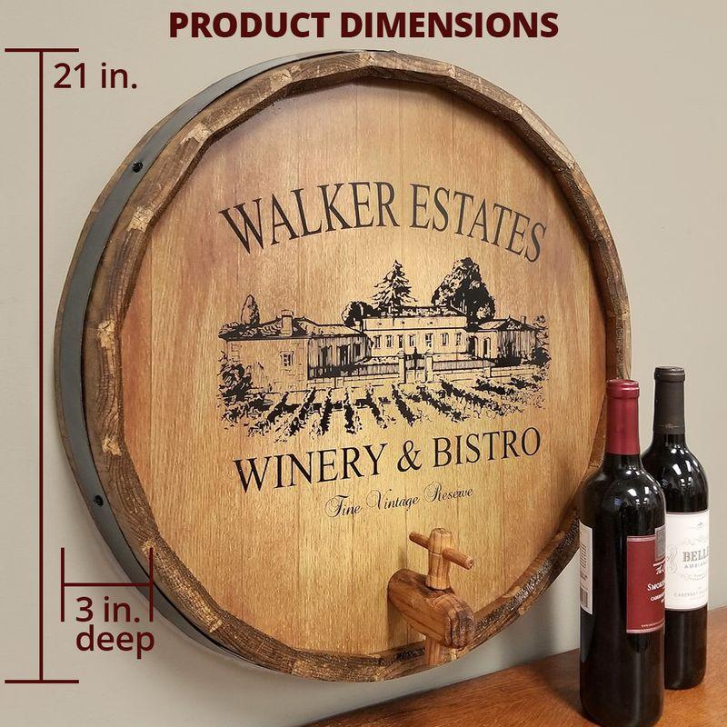 Personalized-Wine-Estate-Quarter-Barrel-Sign-with-Spigot-15156-3