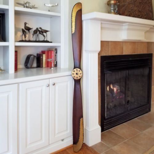 70 Inch 1917 Replica Wood Airplane Propeller