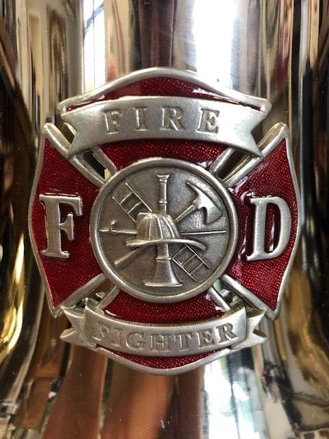 Fire-Medallion