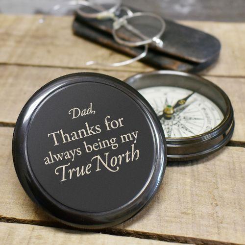 True North Inspirational Compass