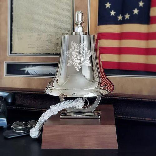 Large Deluxe Memorial Bell